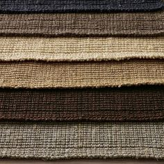 Jute Bouclé Rug | west elm colors. (but it's wise to compare jute to seagrass and sisal before a purchase...it does shed and is not usually squared up)
