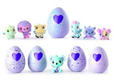 The Hatchimals craze continues! These Mini Versions are great pocket money toys!