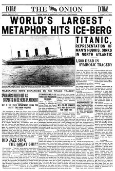 Newspapers about Titanic - rms-titanic Photo Rms Titanic, Titanic Photos, Titanic History, Titanic Ship, Titanic Model, Titanic Sinking, Newspaper Front Pages, Vintage Newspaper, Newspaper Article