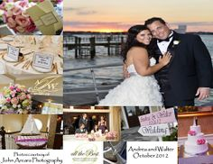 Beautiful waterside sunsets for wedding photos at Clarks Landing Yacht Club. Photos courtesy of John Arcara Photography. Wedding Coordinator, Wedding Planner, Destination Wedding, Yacht Club, Nautical Theme, Celebrity Weddings, Corporate Events, Clarks, Sunsets