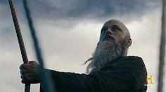 VIKINGS - 4.12 - Ivar and Ragnar (Travis Fimmel & Alex Høgh Andersen) #Vikings #Ivar #Ragnar Credit: ladyhawke81.tumblr.com