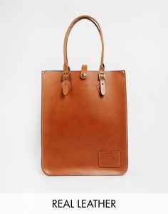 Image 1 ofThe Leather Satchel Company Tote Bag