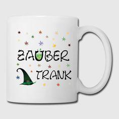 Magic Potion Mug Pinterest Birthday Cards, Painted Cups, Mug Cup, Munter, Tea Cups, Coffee Mugs, Magic, Tableware, Crafts