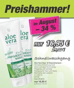 Preishammer 08-2013 - 2 x Aloe Vera Haar- & Körpershampoo Schnelle und gründliche Reinigung von Kopf bis Fuß. Hinterlässt ein angenehm frisches Gefühl. Hopfen-Extrakt vitalisiert die Kopfhaut. Für Haut und Haare eine schnelle All-in-One-Pflege. Nach Bedarf morgens / abends oder nach dem Sport unter der Dusche und für den gesamten Körper und Haare verwenden. Jetzt zugreifen und bestellen http://r-bender.de/shop/product_info.php/aloe-vera-haar-koerpershampoo-hair-body-wash-set-p-415