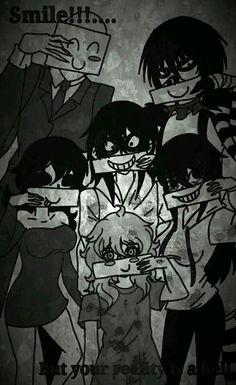 Creepypasta >:D