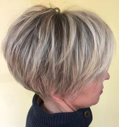 Rounded Pixie Bob with Wispy Layers