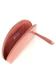 Mini Moon patent-leather clutch | Mansur Gavriel | MATCHESFASHION.COM
