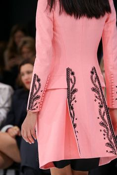 sofiazchoice: Christian Dior Spring 2015 Ready-to-Wear - Details