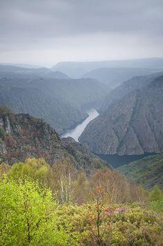 Río Sil Galicia