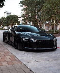 Audi # # - Cars and motor Luxury Sports Cars, Best Luxury Cars, Sport Cars, Audi R8 Sport, F12 Berlinetta, Lux Cars, Weird Cars, Crazy Cars, Fancy Cars