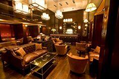 In Situ Bar. Westin Hotel, Lima, Peru.