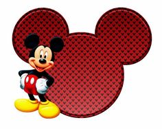 Precious Mickey and Minnie Heads. Right click and save as Wallpaper Do Mickey Mouse, Mickey Mouse E Amigos, Mickey E Minnie Mouse, Mickey Head, Mickey Mouse And Friends, Imprimibles Mickey Mouse, Scrapbook Da Disney, Disney Cruise Door, Mickey Silhouette