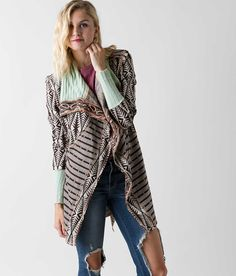 Gimmicks Pieced Cardigan - Women's Cardigans | Buckle