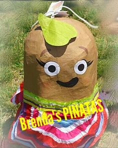 Small Potatos Piñata by Brendas Piñatas
