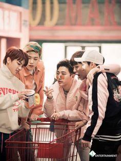 B.A.P 비에이피 | Feel So Good MV shooting