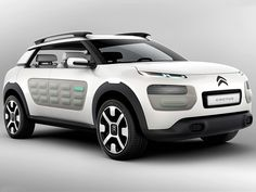 To be unveiled at Frankfurt Salon 2013.This Citroen Cactus Concept previews the future models of the line C. The compact SUV is to be effective and functional. Cactus also sports a compact size: 4.21 m long, 1.75 m wide and 1.53 m high.