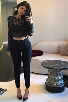 Kylie Fashion Style