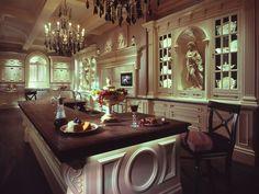 luxury kitchen islands for sale