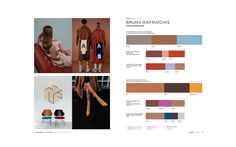 Peclers Paris is the leading consulting agency in trends, style and innovation : future insights, brand and style strategy. Paris Winter, Fall Winter, New Trends, Color Trends, Peclers Paris, What Is Trending Now, Monochrome Color, Aw 2018, Colour Board