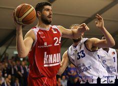 s.Oliver Baskets m�ssen sich in Gotha erneut geschlagen geben