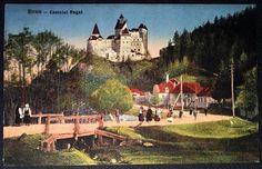 Castelul Bran - 1930