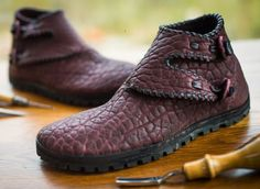Leather Hunting Moccasin Moccasin Styles Stealth