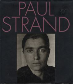 PaulStrand  (Oct 16, 1890 – March 31, 1976) American Photographer / Filmmaker, along w/ fellow modernists like Alfred Stieglitz & Edward Weston, helped establish photography as an art form of 20th century. Diverse body of work, spanning six decades, covers numerous genres & subjects throughout the Americas, Europe, & Africa. http://www.vincentborrelli.com/cgi-bin/vbb/102653