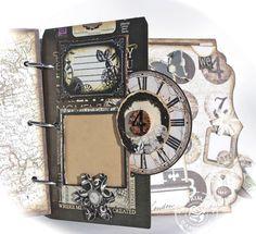 Engraver Mini Album - Scrapbook.com