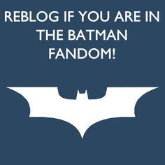 * Repin if you are a batman fan :) (doesn't mean if you don't repin you're not batman fans)