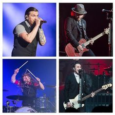 #Repost @mintypicsflint: Photos of #Shinedown Carnival of Madness now on…