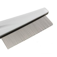 Hair Care & Styling Pet Hair Grooming Comb Flea Shedding Brush Puppy Dog Stainless Comb
