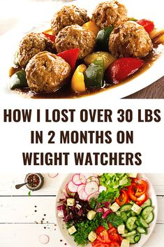 Weight Watchers Lunches, Weight Watchers Meal Plans, Weight Watchers Breakfast, Weight Watchers Free, Weight Watcher Points, Ww Recipes, Healthy Recipes, Free Recipes, Lunches And Dinners