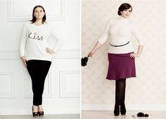 Le blog de Letilor: Maité Kelly pour bonprix automne/hiver 2014
