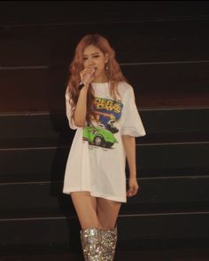 Shirt Dress, My Girl, Shirts, Rose, Pretty, Dresses, Outfits, Park Chaeyoung, Girl Group