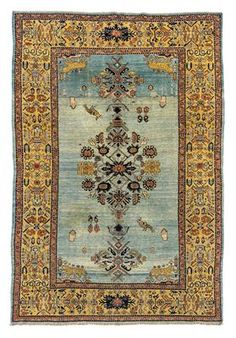 Malayer,    West Persia (Iran), c. 285 x 195 cm, about 1900 I Dorotheum