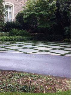 Great driveway!