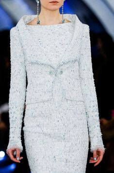 Chanel Spring 2012 - Thinking MOTHER OF THE BRIDE