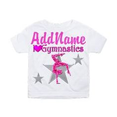 Personalize our inspirational and motivational Gymnastics Tees, apparel, and exceptional gifts. http://www.cafepress.com/sportsstar #Gymnastics #Gymnast #IloveGymnastics #Gymnastgifts #WomensGymnastics #USAGymnastics #Gymnasticsgifts #Gymnastics quote #Gymnasticsinspiration