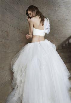Vera Wang's Spring 2015 Bridal Collection