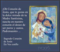 MIS PROPÓSITOS : MES DEL SAGRADO CORAZÓN DE JESÚS