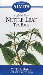 Alvita Nettle Leaf Tea 24 Bags