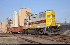 RailPictures.Net Photo: NSRR 2004 North Shore Railroad EMD GP38 at Northumberland, Pennsylvania by WILLIAM KLAPP