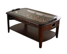 Shop a great selection of Chicago Gaming Signature Foosball Coffee Table. Find new offer and Similar products for Chicago Gaming Signature Foosball Coffee Table. Coffee Table Design, Unique Coffee Table, Modern Coffee Tables, Coffee Table Foosball, Fine Furniture, Living Room Furniture, Table Furniture, Unique Furniture, Games