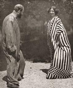 Klimt and Floge