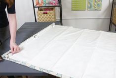 Getting custom Roman shades made is expensive, so why not make them yourself? This tutorial includes a video, written directions, and photos. Drapery Fabric, Lining Fabric, Blind Hem Stitch, Roman Shade Tutorial, Custom Roman Shades, Invisible Stitch, Diy Curtains, Roman Blinds, Diy Home Decor Projects