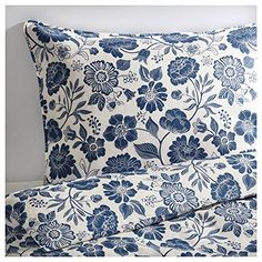 Ikea Angsort Pure Linen Duvet Quilt Cover 2pc set Twin Single Genuine 100% Linen Floral French Country Old Fashion White and Blue Duvet Cover Set http://www.amazon.com/dp/B00T4YHP60/ref=cm_sw_r_pi_dp_NTc1ub0RCBR80