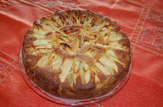 Tante piccole idee realizzate: Una torta di mele che ricorda il sole.... o quasi.