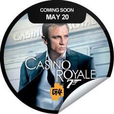 Casino Royale Coming Soon