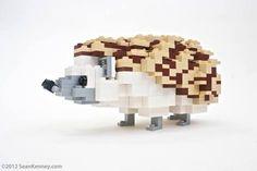 LEGO hedgehog!