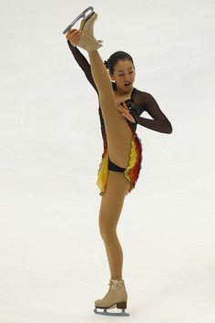 Mao Asada Photos - ISU Four Continents Figure Skating Championships - Day 3 - Zimbio